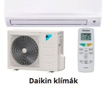 daikin klíma